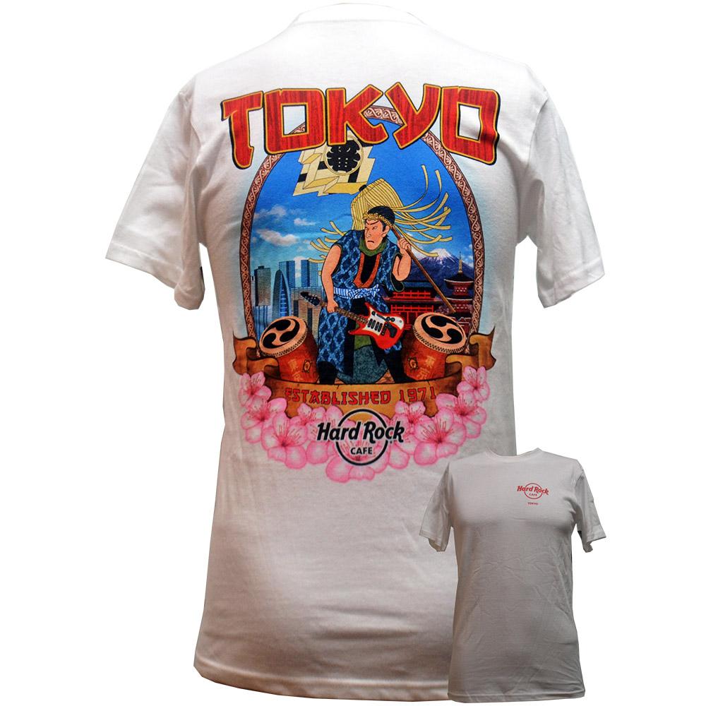 hard rock tokyo t shirt