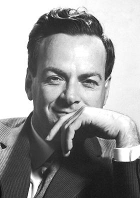 Dr. Richard Feynman