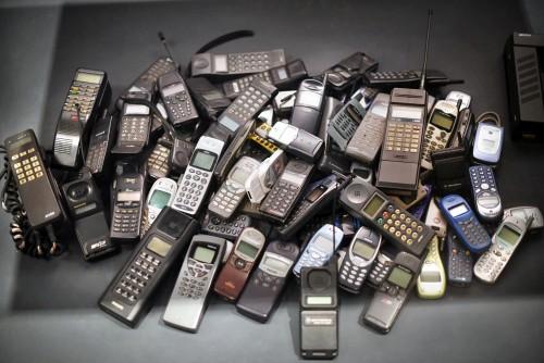 telefon bimbit lama